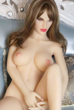 A doll4ever sex doll posing nude for Dirty Knights (2)