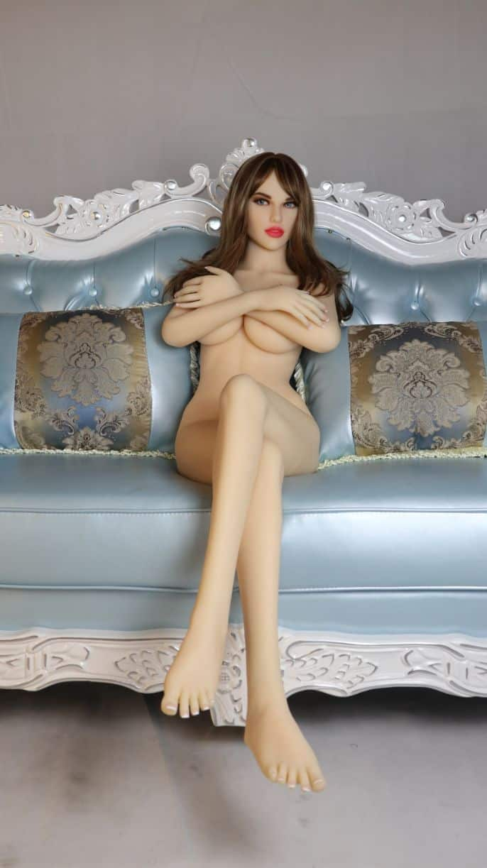A doll4ever sex doll posing nude for Dirty Knights (9)