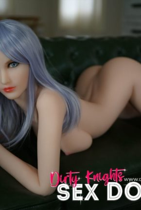 Christie posing nude for Dirty Knights Sex Dolls (11)