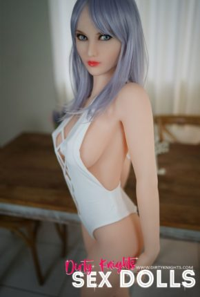 Christie posing nude for Dirty Knights Sex Dolls (6)
