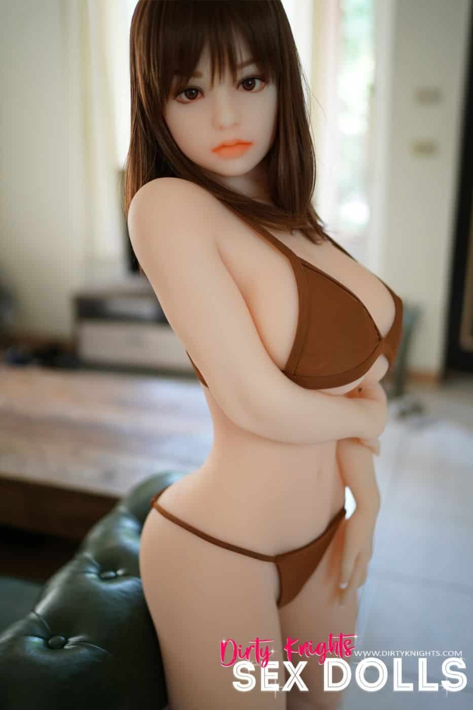Dirty-Knights-Sex-Dolls-Risako-160cm-Brown-Hair-posing-nude-1 (2)