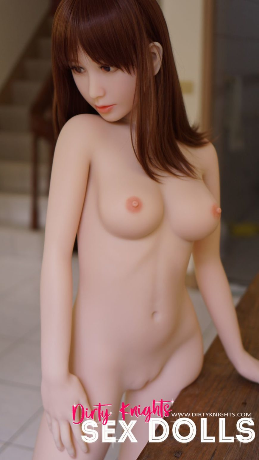 Sasa Sex Doll posing nude for Dirty Knights Sex Dolls (36)