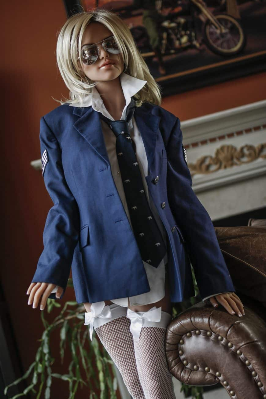 Sexy-blonde-sex-doll-from-Dirty-Knights-Sex-Dolls-posing-in-blue-shirt-and-tie-1 (2)