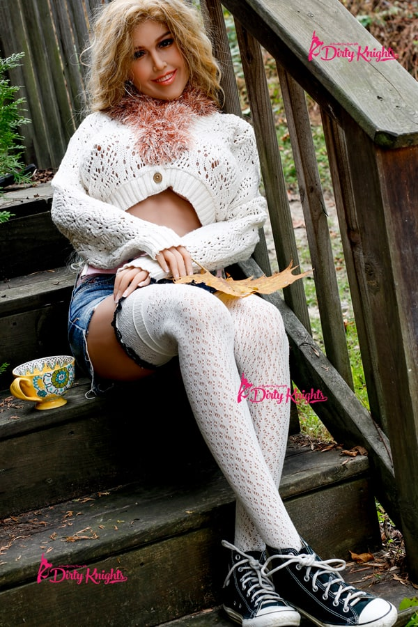 Sunny-sex-doll-posing-outside-half-clothed-1 (6)