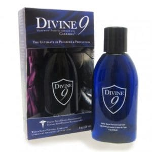 Divine 9 Water Based Sex Lube photo from Dirty Knights Sex dolls