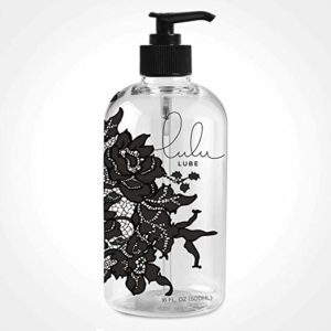 Photo of Lulu Lube natural water based lubricant from dirty knights sex dolls