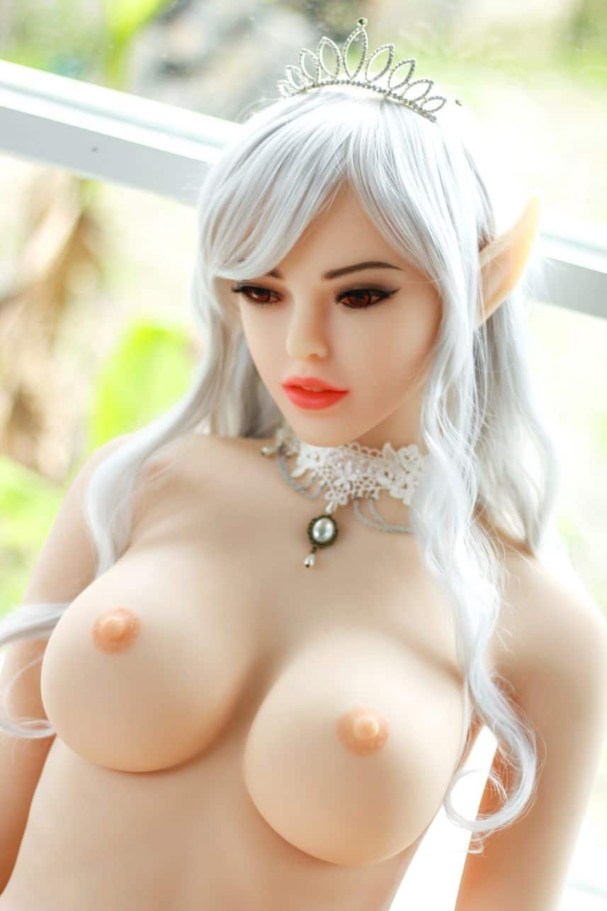 Alana Elf Sex Doll Posing Nude for Dirty Knights Sex Dolls 1 (7)