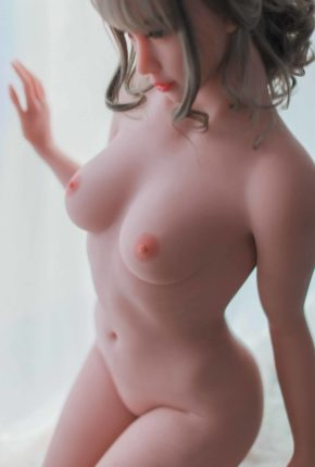 Cora sex doll posing nude for Dirty Knights Sex dolls website (20)