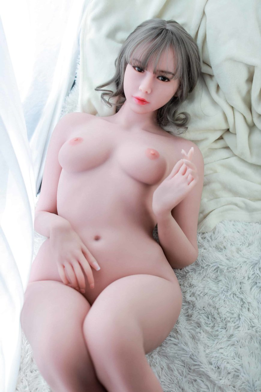 Cora sex doll posing nude for Dirty Knights Sex dolls website (21)