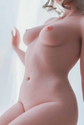 Cora sex doll posing nude for Dirty Knights Sex dolls website (26)