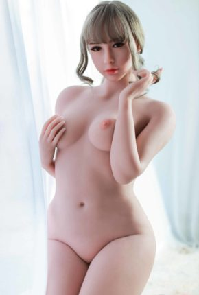 Cora sex doll posing nude for Dirty Knights Sex dolls website (27)