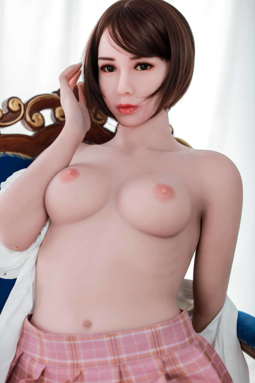 Cora sex doll posing nude for Dirty Knights Sex dolls website (36)