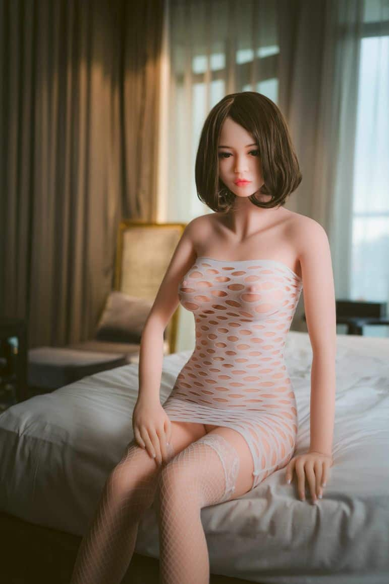 Eden Sex Doll posing nude for Dirty Knights Sex Dolls (1)
