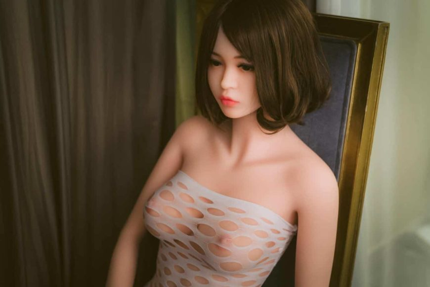 Eden Sex Doll posing nude for Dirty Knights Sex Dolls (13)