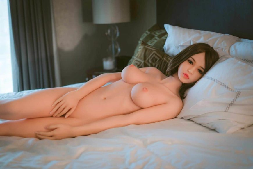 Eden Sex Doll posing nude for Dirty Knights Sex Dolls (26)