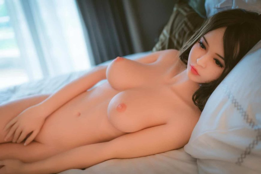 Eden Sex Doll posing nude for Dirty Knights Sex Dolls (27)