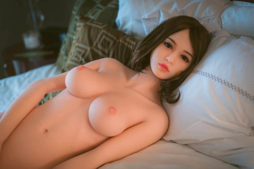 Eden Sex Doll posing nude for Dirty Knights Sex Dolls (29)