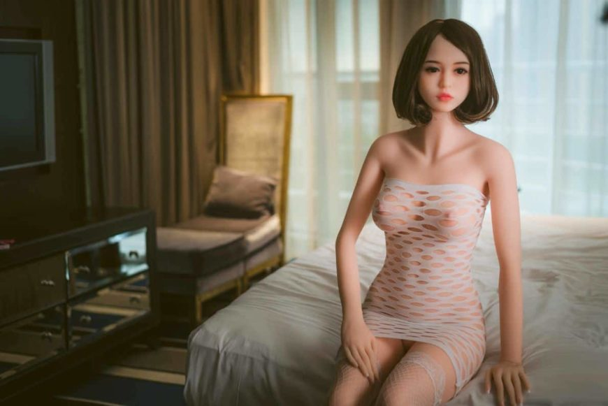 Eden Sex Doll posing nude for Dirty Knights Sex Dolls (4)
