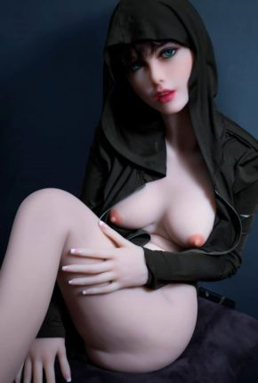 Sexy doll janet posing in a hoodie for Dirty knights sex dolls 1 (22)