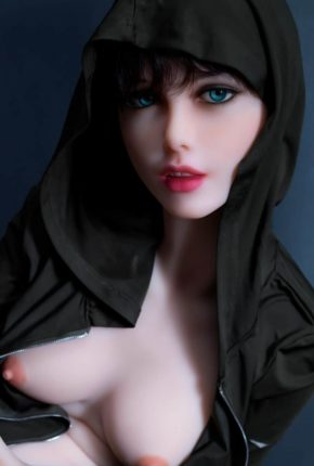 Sexy doll janet posing in a hoodie for Dirty knights sex dolls 1 (23)