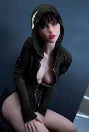 Sexy doll janet posing in a hoodie for Dirty knights sex dolls 1 (35)