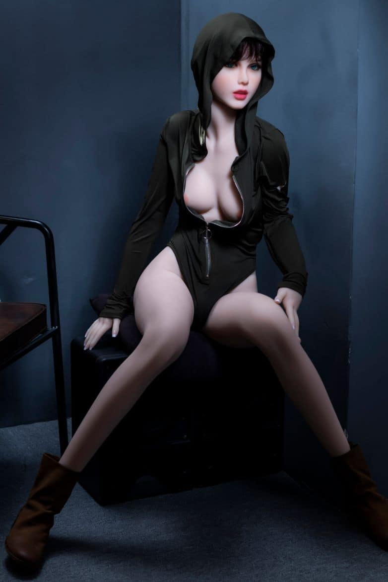 Sexy doll janet posing in a hoodie for Dirty knights sex dolls 1 (36)