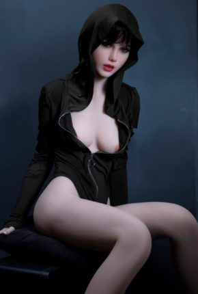 Sexy doll janet posing in a hoodie for Dirty knights sex dolls 1 (37)