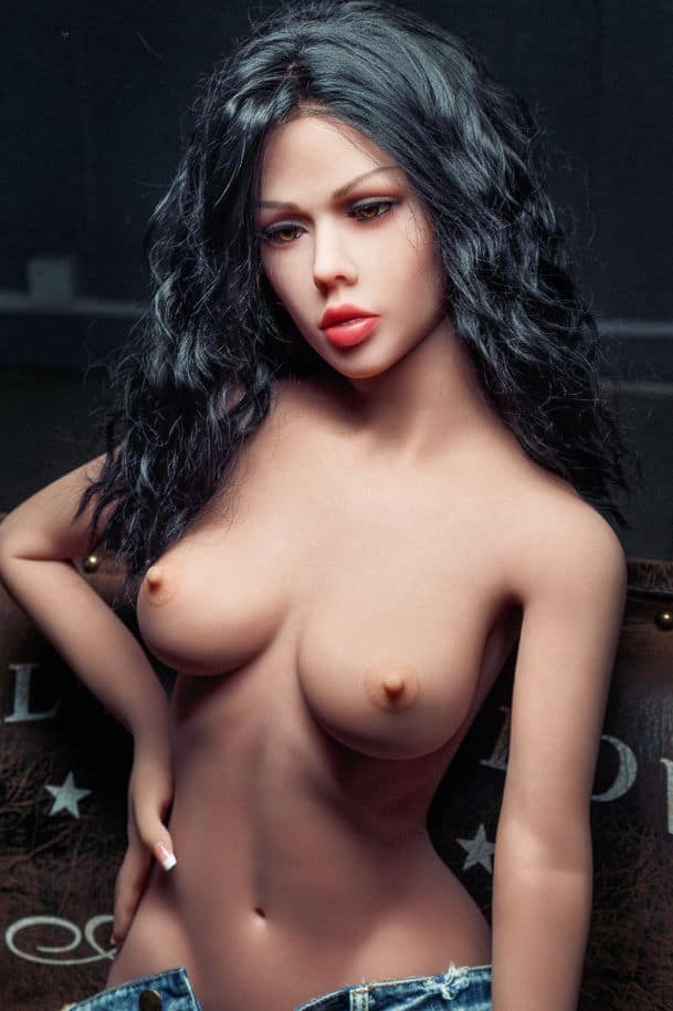 Sierra posing in the nude for Dirty Knights Sex Dolls (12)