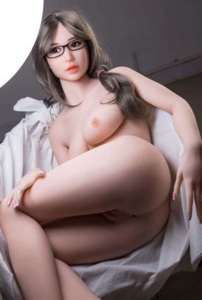 Thea Sex Doll posing in a studio for Dirty Knights Sex Dolls (11)