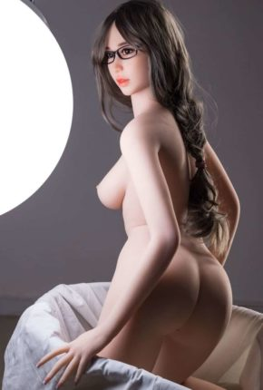 Thea Sex Doll posing in a studio for Dirty Knights Sex Dolls (14)