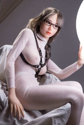 Thea Sex Doll posing in a studio for Dirty Knights Sex Dolls (19)