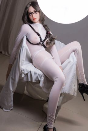 Thea Sex Doll posing in a studio for Dirty Knights Sex Dolls (23)