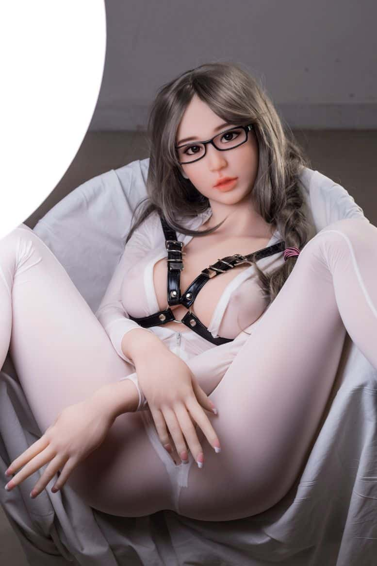 Thea Sex Doll posing in a studio for Dirty Knights Sex Dolls (30)