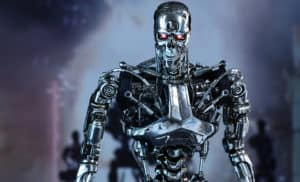 AI Terminator Sex Doll Photo