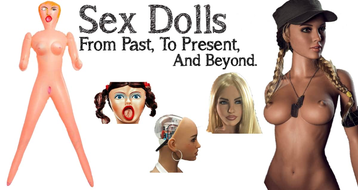 Sex Doll Past Present and Beyond Banner