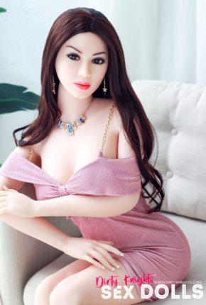 Elle Sex Doll Posing Nude 9
