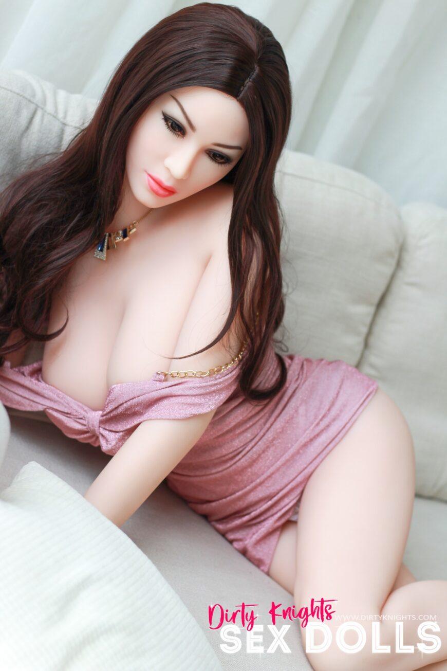 Elle Sex Doll Posing Nude 14