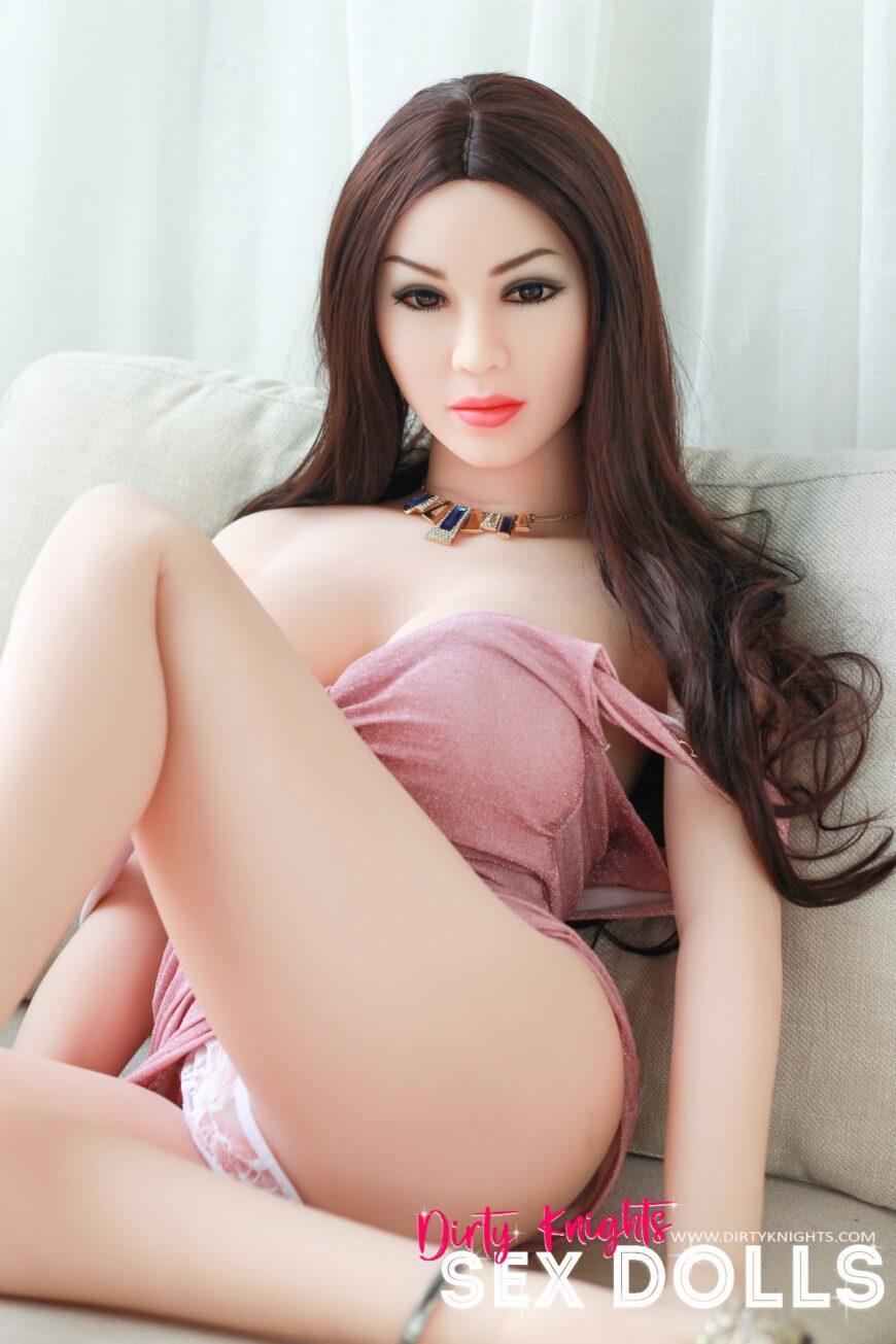 Elle Sex Doll Posing Nude 1
