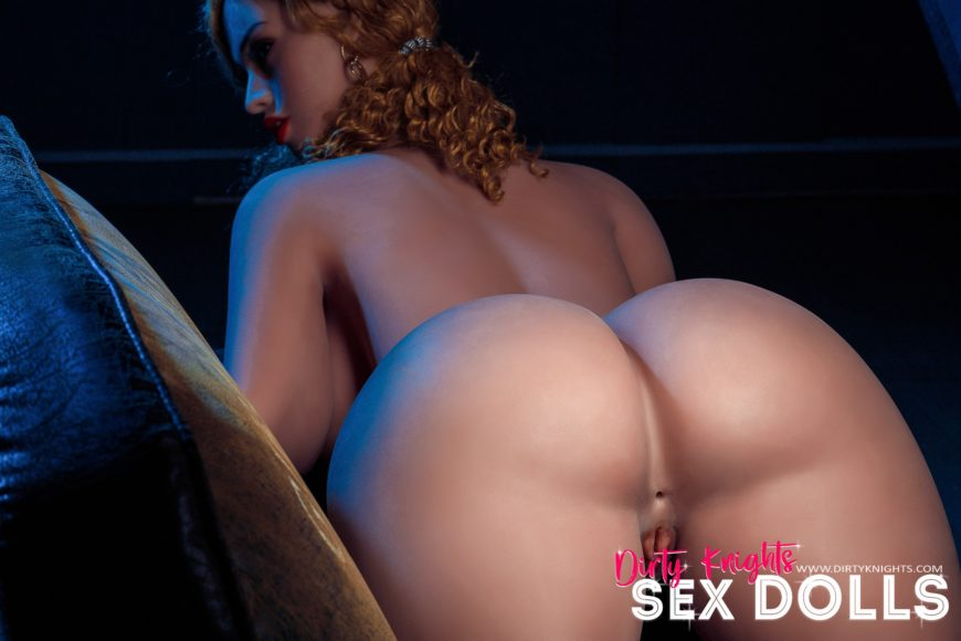 Lori Big Ass Sex Doll Posing Nude For Dirty Knights Sex Dolls Website (18)