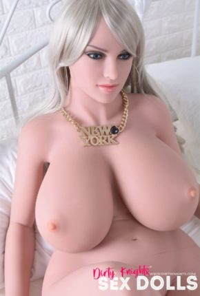 Mary Sex Doll posing nude for Dirty Knights Sex Dolls Website (3)