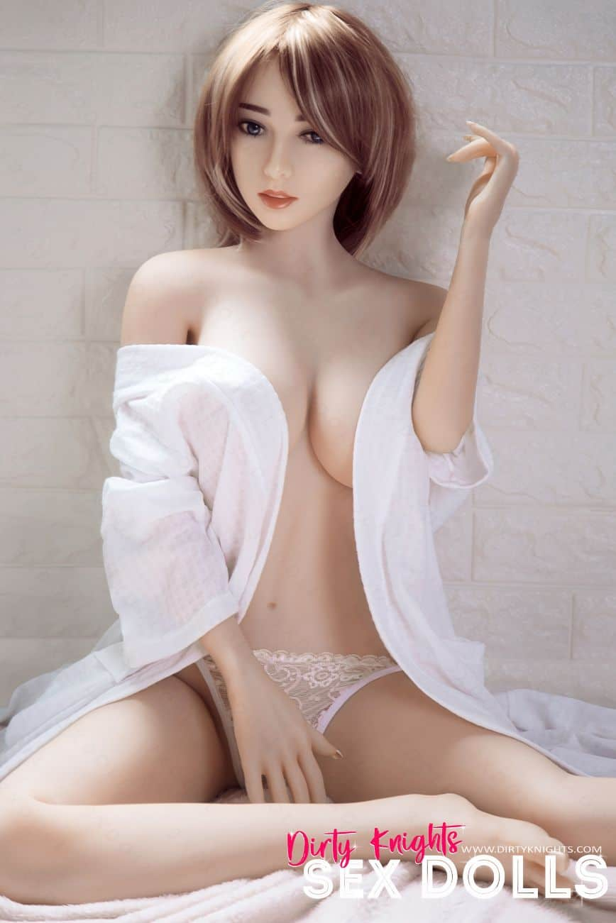 Mizuko Sex Doll from Dirty Knights Sex Doll posing for a photoshoot (11)