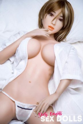 Mizuko Sex Doll from Dirty Knights Sex Doll posing for a photoshoot (7)