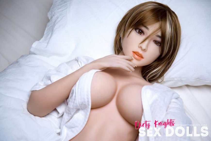 Mizuko Sex Doll from Dirty Knights Sex Doll posing for a photoshoot (8)