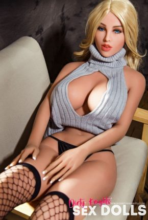 Sex Doll Misty posing naughty for Dirty Knights Sex Dolls (17)