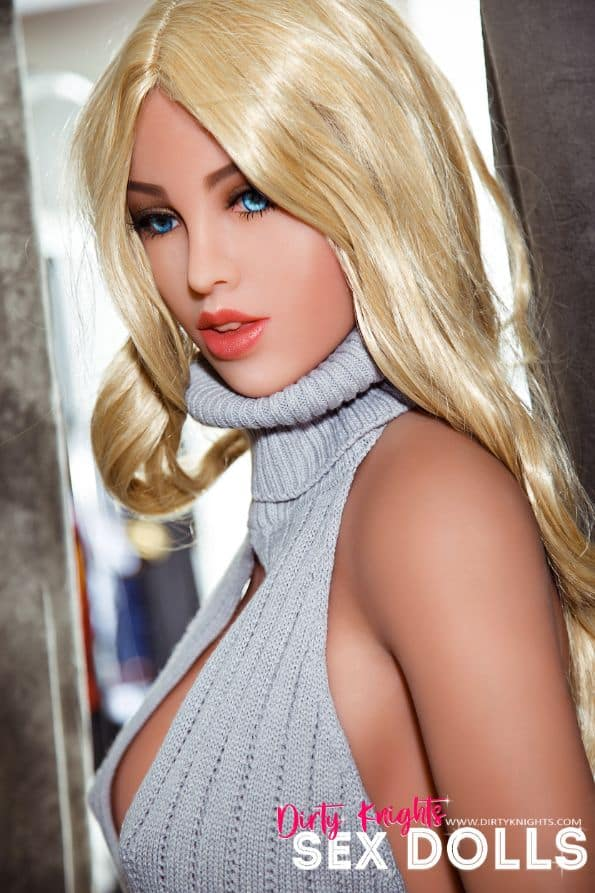 Sex Doll Misty posing naughty for Dirty Knights Sex Dolls (4)