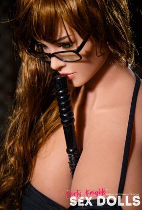 sex doll Lakynn posing nude in Dirty Knights Sex Doll Studio (14)
