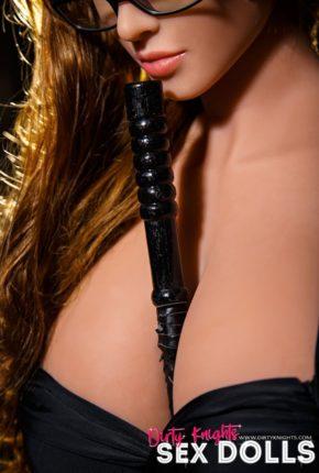 sex doll Lakynn posing nude in Dirty Knights Sex Doll Studio (15)