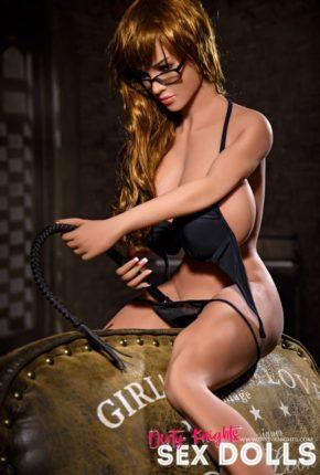 sex doll Lakynn posing nude in Dirty Knights Sex Doll Studio (17)