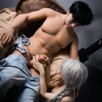 Male Sex Doll Grant posing nude for Dirty Knights Sex Dolls website (12)