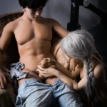 Male Sex Doll Grant posing nude for Dirty Knights Sex Dolls website (5)